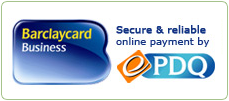 Pay securely with Barclays ePDQ